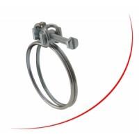 Mikalor Wire Clip with Screw 17,5-21